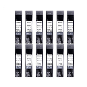 Ngòi Bút Chì Kim Deli 33550 (0.5mm)