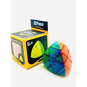 Đồ chơi Rubik biến thể Mastermorphix trong suốt EQY518-2 - Đồ chơi giáo dục