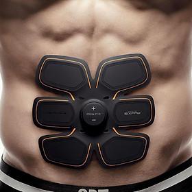 Máy tập cơ bụng xung điện
