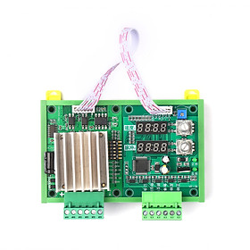 Stepper Motor Driver Controller Board Stepper Motor Drive Control Module with Programming Pulse for Printer Engraving