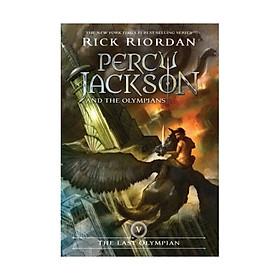 Percy Jackson #05: Percy Jackson and the Last Olympian (Reissue)