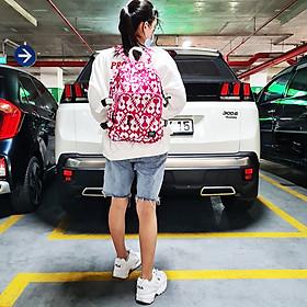 Balo nam nữ thời trang Hàn quốc BEE GEE 095 dày và đẹp đi học đi làm để được laptop nhỏ