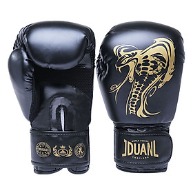 Găng Tay Boxing Snack Jduanl BG-JD-SB - Đen