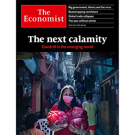[Download Sách] The Economist: The Next Calamity - 13.20, tạp chí nước ngoài, nhập khẩu từ Singapore