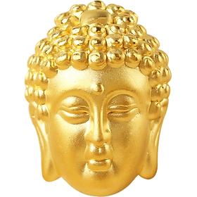 Charm Vàng Chân Dung Phật 24K 9999 - KIOJ
