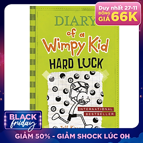 Diary Of A Wimpy Kid 08: Hard Luck (Paperback)