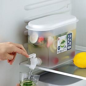 Biểu đồ lịch sử biến động giá bán Bình đựng nước có vòi 3.5L Bình nhựa cao cấp để tủ lạnh thông minh