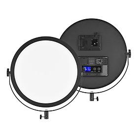 Đèn LED Tròn Andoer SO-50T Hỗ Trợ Chụp Ảnh Quay Phim 3200K-5600K