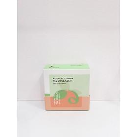 Combo Phấn Nước Trang Điểm Chống Nắng Bổ Sung Collagen Ecosy The Collagen Spf50+/Pa+++(15G) -Số 22-4