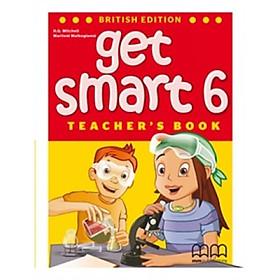 Get Smart 6 - British - Teacher's book