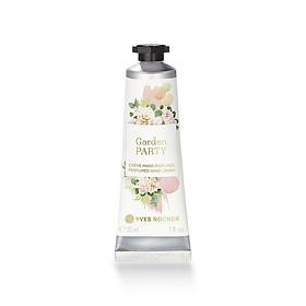 Kem Dưỡng Da Tay Yves Rocher Garden Party Hand Cream 30ml