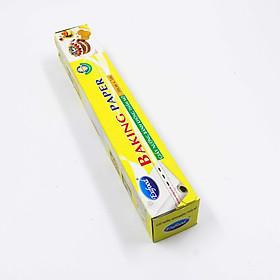 Giấy Lót Nướng Bánh Không Thấm Dầu 30cm*5m