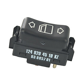Power Window Control Switch FR for 1986-93 Mercedes 190 260 300 350 420 560