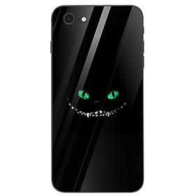 Ốp kính cường lực cho điện thoại iPhone 6 / 6S - haloween kinh sợ MS HLGKS048