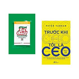 Combo 2 cuốn sách: Thay đổi tư duy trong bán lẻ +  Trước khi tôi là CEO