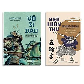 Combo Sách : Võ Sĩ Đạo - Linh Hồn Nhật Bản + Ngũ Luân Thư