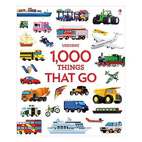Usborne 1000 Things That Go