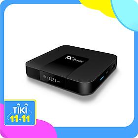 Android TV Box TX3 mini phiên bản 2020 AndroidTV 9, có Bluetooth, Ram 2GB - Hàng chính hãng