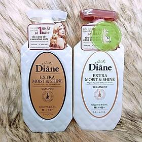 Dầu xả Moist Diane Extra Shine Treatment - Cho tóc khô, xỉn màu, không mượt Hàn Quốc 45ml tặng kèm móc khoá-2