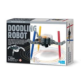 Đồ chơi khoa học - Robot tập vẽ
