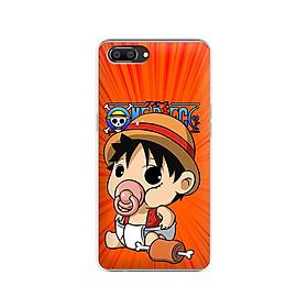 Ốp lưng dẻo cho điện thoại Realme C1 - 01184 7854 DAOHAITAC08 - One Piece - Hàng Chính Hãng