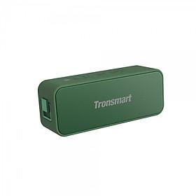 Loa Bluetooth 5.0 Tronsmart T2 Plus công suất 20W hỗ trợ TWS và NFC ghép đôi 2 loa, âm thanh vòm 360 độ kết hợp bass trầm chống nước IPX7, có Mic đàm thoại - Hàng chính hãng