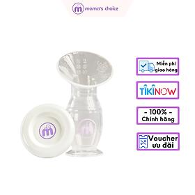 Cốc Hứng Sữa Silicone Mama's Choice