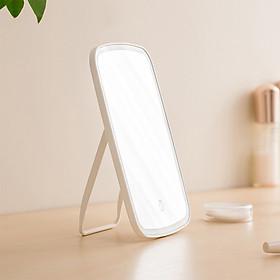 Gương Trang Điểm Để Bàn Điều Khiển Đèn LED Xiaomi Mijia - Trắng