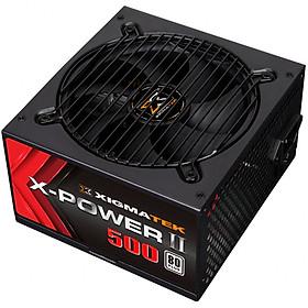 Nguồn XIGMATEK X-POWER II 500 EN41831 Hàng Chính Hãng