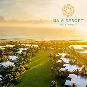 Maia Resort 5* Quy Nhơn - Bữa Sáng, Hồ Bơi Vô Cực Hướng Biển, Bãi Biển Riêng, Biệt Thự Nghỉ Dưỡng Biển Cao Cấp