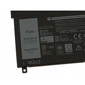 Pin dành cho Laptop DELL XPS 13 9365  4-CELL 46Wh 7.6V BATTERY NNF1C HMPFH 0HMPFH