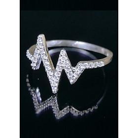 Nhẫn bạc nữ PANMILA