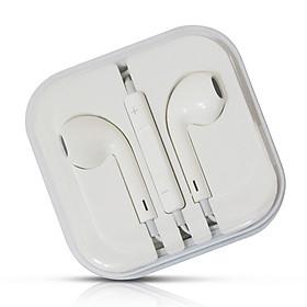 [Tặng que chọt sim] Tai Nghe nhét tai EarPods -Âm Thanh Chất ,Thời Trang,dùng cho điện thoại di động Samsung,Nokia,Sony,Iphone,Ipad,Oppo,Xiaomi