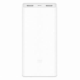 Pin Sạc Dự Phòng Xiaomi Mi Power Bank 2C PLM06ZM (20000mAh)