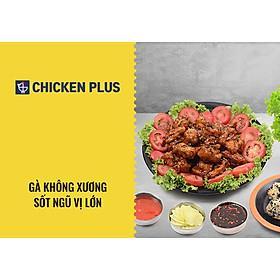 Chicken Plus - Gà Không Xương Sốt Ngũ Vị Lớn