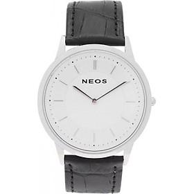 Đồng hồ Neos N-40681M nam dây da