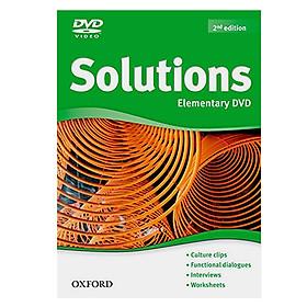 Solutions (2E) Elementary DVD-ROM
