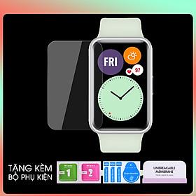Miếng Dán PPF Màn Hình Dành Cho Huawei Watch Fit- Hàng Chính Hãng