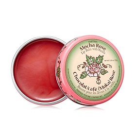 Son Dưỡng Rosebud Smith's Mocha Rose Lip Balm