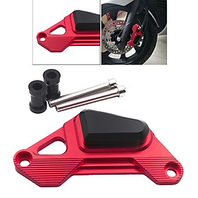 Caliper Covers Rear Front Caliper Cover Guard Protector Cover Universal for Honda PCX 125 150