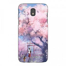 Hình ảnh Ốp điện thoại dành cho máy Samsung Galaxy J5 Pro - 2 mẹ con MS ACIKI004