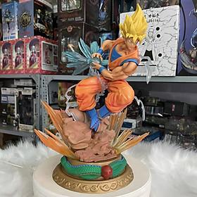 Mô hình Son Goku SS3 - 2 Đầu - Figure Goku SS3 Dragon Ball