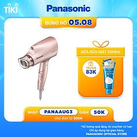 Máy Sấy Tóc Dưỡng Ẩm Nanoe Panasonic EH-NA27PN645 - Công Suất 1200W - Tay cầm gập dễ mang đi
