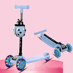 Xe trượt Scooter 3 bánh cho bé trai và gái lứa tuổi từ 3 đến 14 tuổi