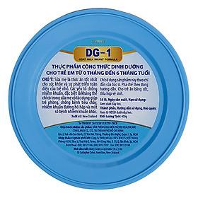 Sữa dê công thức DG-1 Goat Milk Infant Formula-2