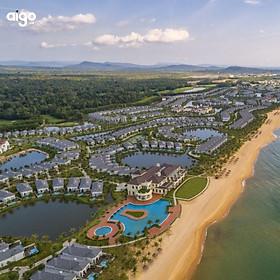 Villa Vinpearl Discovery WonderWorld Phú Quốc 2N1Đ | Ăn 3 bữa & Vui chơi Vinwonder + Safari - Tặng phiếu quà tặng trị giá 700.000vnđ/phòng/villa
