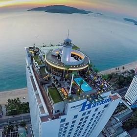Havana Nha Trang Hotel 5* - Buffet Sáng, Hồ Bơi, Bãi Biển Riêng, Đối Diện Biển, Sky Bar Hàng Đầu Tại Nha Trang