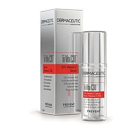 Tinh chất dưỡng trắng da Dermaceutic Pháp - Tri Vita C30