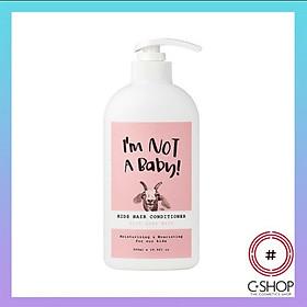 Dầu xả tóc cho bé - I'm not a baby Goat Milk Kids Hair Conditioner