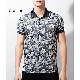 OWEN - Áo polo ngắn tay Owen - Áo thun có cổ Owen (hàng chính hãng) 22528
